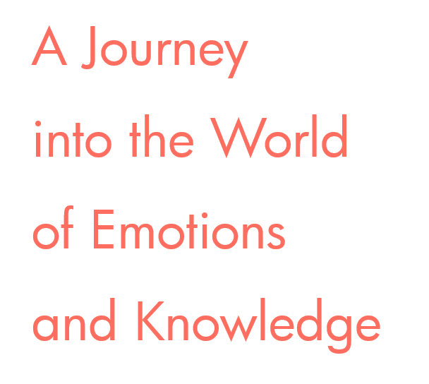 A JOURNEY INTO THE WORLD OF EMOTIONS AND KNOWLEDGE-LOGO
